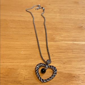 Jewelry - Silver Heart Necklace